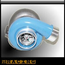 """GT45 Turbo/Turbocharger 600+HP Boost Universal T4/T66 3.5""""V-Band 1.05"""