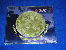 CD maxi CLOUD 7 urban SOPHIE ST.CLAIRE beverley BRAYBON 1993 whatever gets you