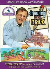 Drawing With Mark: Let's Go to the Zoo/Zoo Stories by Mark Marderosian