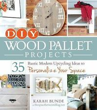 Diy Wood Pallet Projects : 35 Rustic Modern Upcycling Ideas to Personalize...