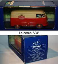 ATLAS-Tim und Struppi-TINTIN de L ´Affaire Tournesol-VW T1-Combi-Bulli-very rare