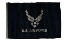 """12x18 12""""x18"""" U.S. Airforce Air Force Wings Blue Sleeve Flag Boat Car Garden"""
