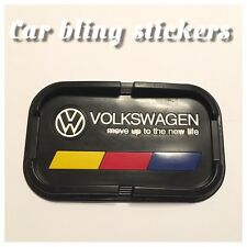 VW Volkswagen Non Slip Mobile Holder Dash Mat Golf Polo GTI Passat Volkswagen