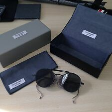 Authentic Thom Browne TB-001 Black & Silver - Over £700!