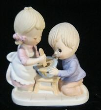 COLLECTIBLE FIGURINE - LITTLE JENNY COMFORT