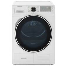 Samsung DV90H8000HW 9Kg Heat Pump Condenser Tumble Dryer White New from AO