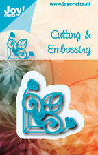 Joy Crafts Cutting & Embossing Die NOOK CORNER  6002/0564