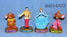 2002 McDonalds Disney 100 Years Magic * Cinderella Set w/ Prince Charming & Mice