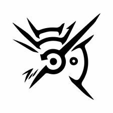 Outsider Mark - Dishonored Vinyl Decal - Multiple Colors