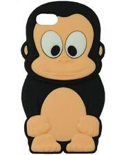 Pour Iphone 4 4S 4G - Gorille Singe Mignon Étui Housse Coque en Silicone