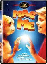 MAC and Me (2012, DVD NEW)