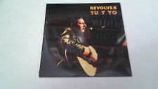 "REVOLVER ""TU Y YO"" CD SINGLE 1 TRACKS PRECINTADO"