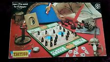 Tactico game vintage strategy game 2 players