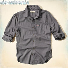 NWT HOLLISTER CO. BY ABERCROMBIE MUSSEL SHOAL SHIRT MEDIUM