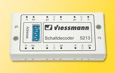SH Viessmann 5213 Motorola-Schaltdecoder Fabrikneu