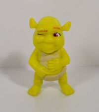 "2007 Ogre Baby Boy 3.5"" McDonald's Action Figure #7 Shrek 3 the Third"