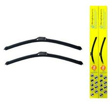 Aero Tergicristallo Set di 450/450 MM FORD RANGER + JEEP COMMANDER (ottimi)
