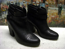 rag & bone 'Harrow' Black Boot - Size 36 - $495