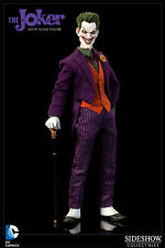 SIDESHOW JOKER 6TH SCALE ACTION FIGURE 100166 *DISPLAY PIECE*