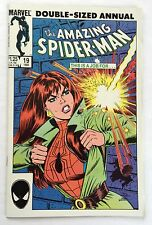 Amazing Spider-Man Annual #19 (1985) NM 9.4 Marvel Comics