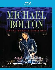 Michael Bolton: Live at Royal Albert Hall (2010, Blu-ray NIEUW) BLU-RAY