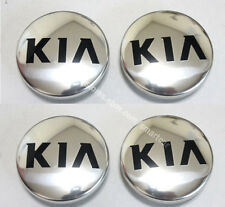 2012 2013 2014 2015 2016 KIA Carens / Rondo OEM Silver Wheel Cap Set of 4