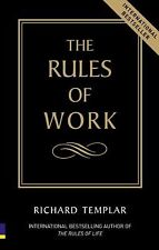 The Rules of Work: A Definitive Code for Personal Success-ExLibrary
