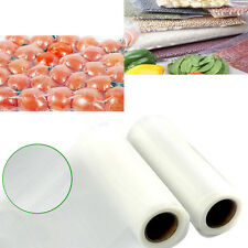 Storage Bags Food Grade Food Saver Roll Bags Thick Netted Vacuum Heat Sealer