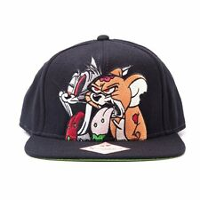 Tom und Jerry Baseball Cap Kappe Mütze Tom Snapback Mütze Tom and Jerry
