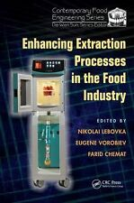 Enhancing Extraction Processes in the Food Industry (2011, Hardcover)