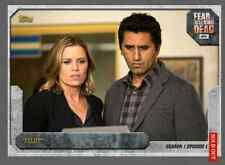 TOPPS FEAR THE WALKING DEAD DIGITAL CARD TRADER PILOT GRAY SEASON 1 EPISODE 1