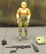 GI JOE vs Cobra Valor vs Venom Bombstrike v1 2005 action figure Bomb Strike