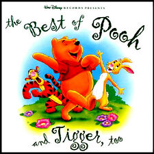 Disney Enhanced CD Best of Pooh Tigger Too - Bonus Video NEW sealed ECD