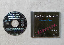 "CD AUDIO MUSIQUE / BEST OF INTERNET ""CYBERTECHNO PARTY VOL.1"" CD COMPILATION"