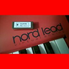 Clavia Nord Lead 1 firmware OS upgrade: version 2.7