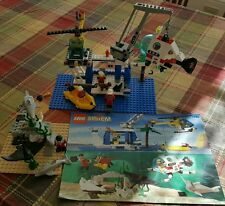 Lego 1782 Town Divers DISCOVERY STATION w/Instructions