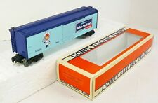 LIONEL 19525 SPEEDY ALKA-SELTZER WOODSIDE REEFER - NEW IN ORIGINAL BOX