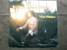Crystal  7 inch Single VIVA MEXICO von JACK JERSEY   (1978)