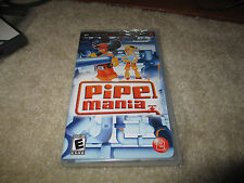 PSP- Pipe Mania- Partially Sealed- Never opened