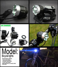 Cree LED Bike Bicycle Cycle Head Front Lamp Light Sea Fishing Cycling Bike