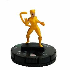 Cheetah (017a) DC HeroClix M/NM with Card Superman and the Legion of Superheroes