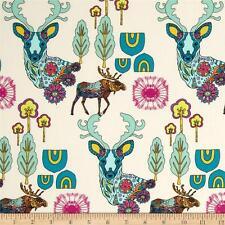Art Gallery Fabric FQ cotton Utopia Dreamlandia Illuminated Dressmaking/Quilting