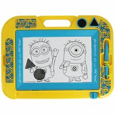 New Despicable Me Minions Magnetic Scribbler Doodle Scribble Drawing Board