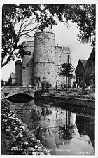 BR59045 the west gate from tower gardens canterbury   uk real photo
