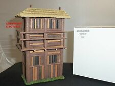 KING AND COUNTRY IC053 IMPERIAL COLLECTION CHINESE FORT RIGHT TOWER BUILDING