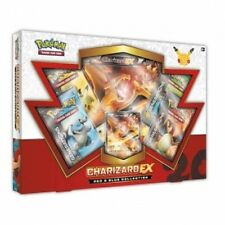 Pokemon TCG Red & Blue Collection: Charizard EX Brand New