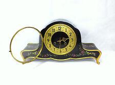 Große seltene Uhr um 1930 Handbemalt.