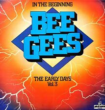BEE GEES - The Beginning The Early Days Vol. 3 1989 (Vinile=NM) LP RARO IMPORT