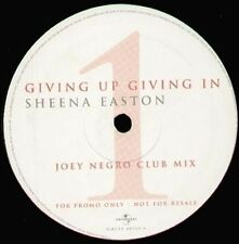 SHEENA EASTON - A Giving Up, Giving In (Joey Negro mix)