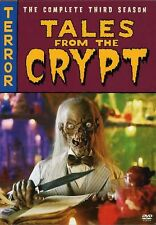 Tales from the Crypt: The Complete Third Season [3 Discs] (2006, DVD New)